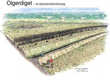 Tegning: Jørgen Andersen.