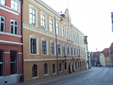 Det gamle rådhus.