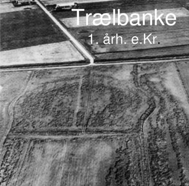 Ved de arkæologiske undersøgelser blev datering og opbygning af Trælbanke fastslået.