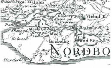 [:de]Med de to søer;  Vestersø og Bundsø.[:]