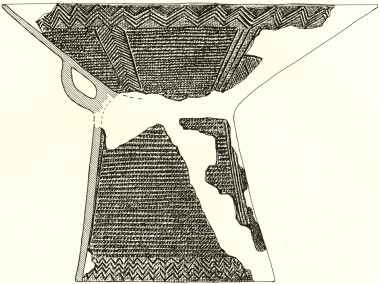 Tegning: Henning Ørsnes, efter Ebbesen 1979, planche XXV.