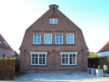 Endnu et lidt anderledes udseende hus på Rolighedsvej.